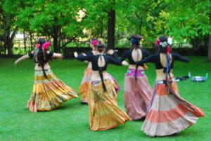 Danza Gipsy in Trentino- Il mondo di Lilith