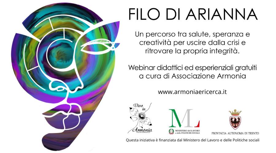 copertina-evento-progetto-filo-di arianna-associazione-armonia